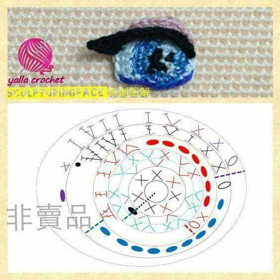 Pin de Heba Omar 313 en crochet Variety كروشيه منوع   Pinterest