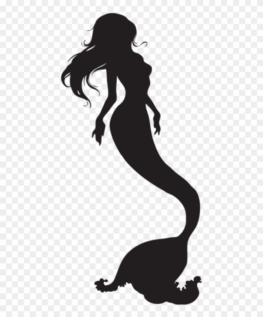 Free Png Mermaid Silhouette Png Images Transparent Mermaid Silhouette Transparent Background Clipart 194466 Silhouette Png Background Clipart Shadow Images
