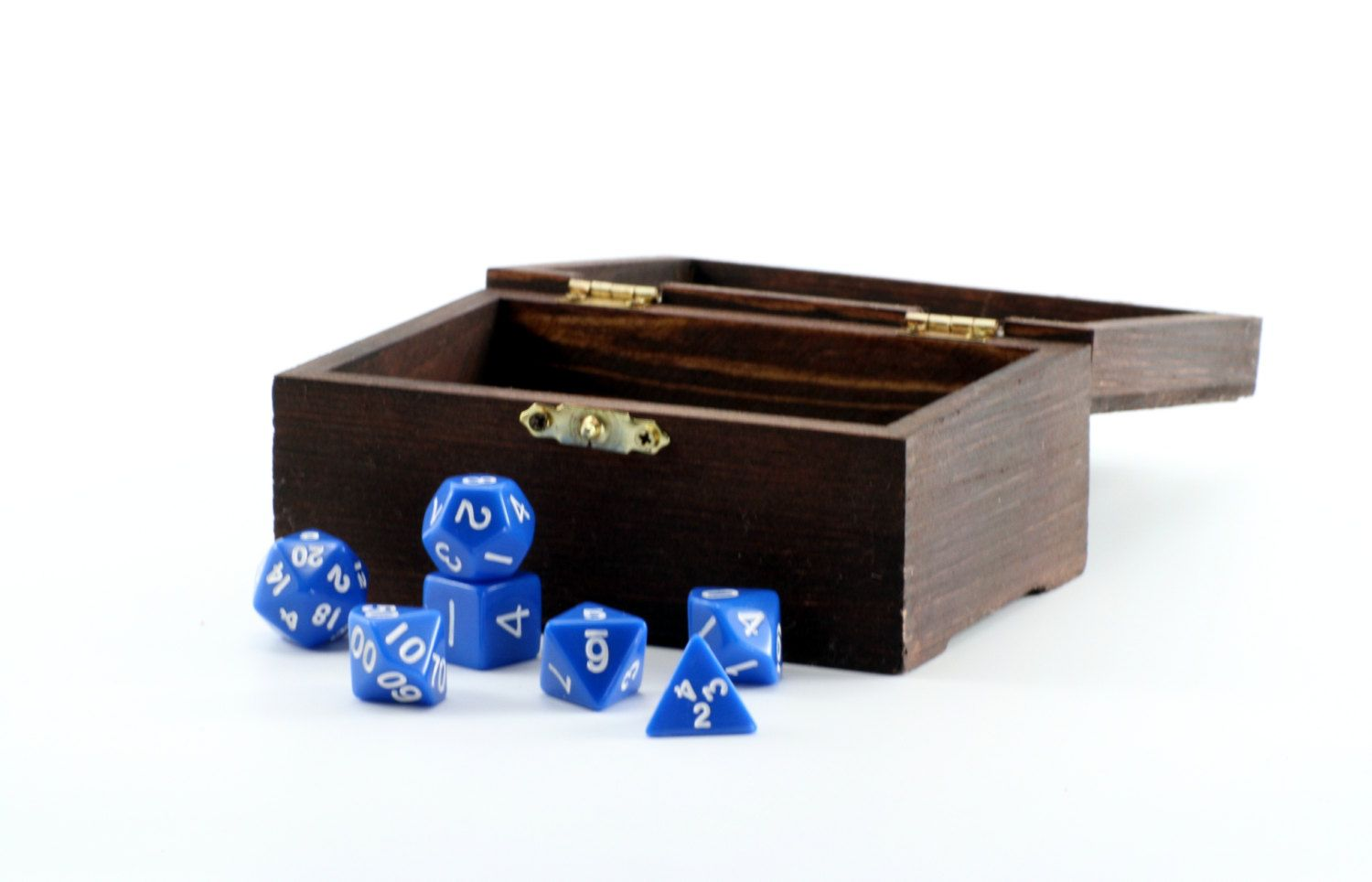 Dungeons And Dragons Dice Box Medium Wooden Dice Box Dnd Dice