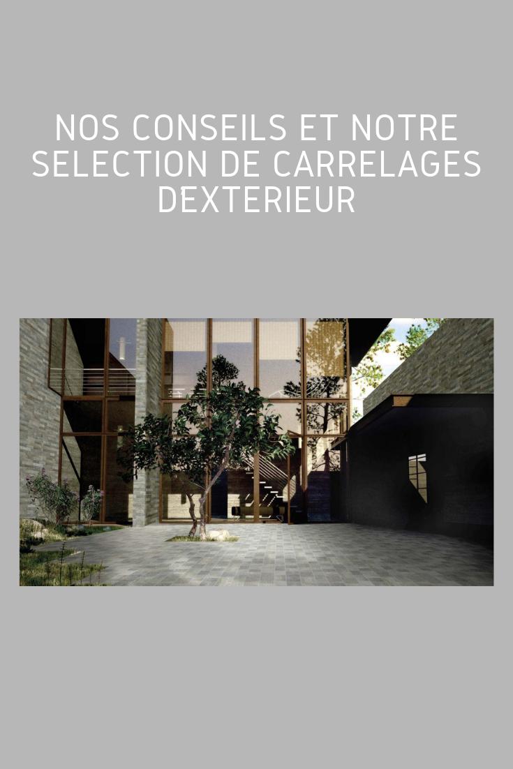 Comment Choisir Le Carrelage D Une Terrasse Terrasse Terrasse
