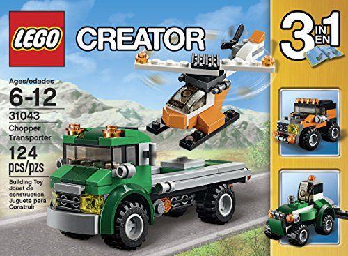 LEGO Creator Chopper Transporter 31043  http://www.bestdealstoys.com/lego-creator-chopper-transporter-31043/