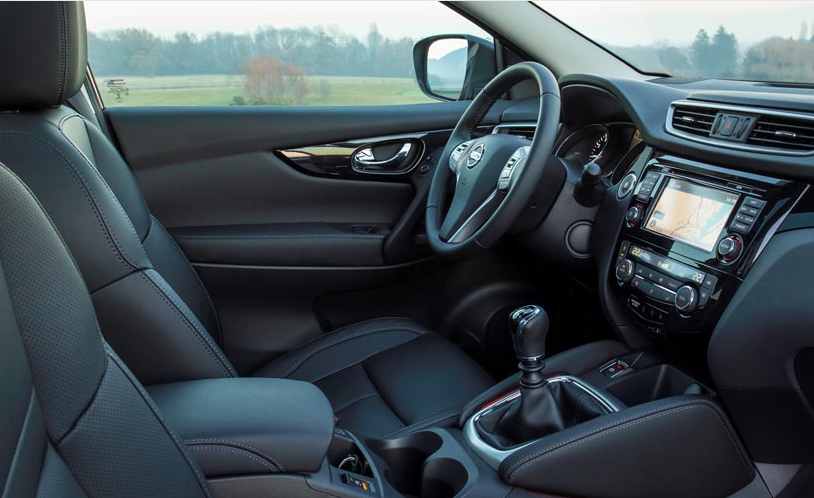 2017 Nissan Qashqai Interior | newcarsreport.com | Pinterest