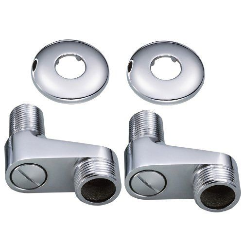 copper increased eccentric leg angled shower sealing switch with two loaded... - http://bit.ly/ZexZcg