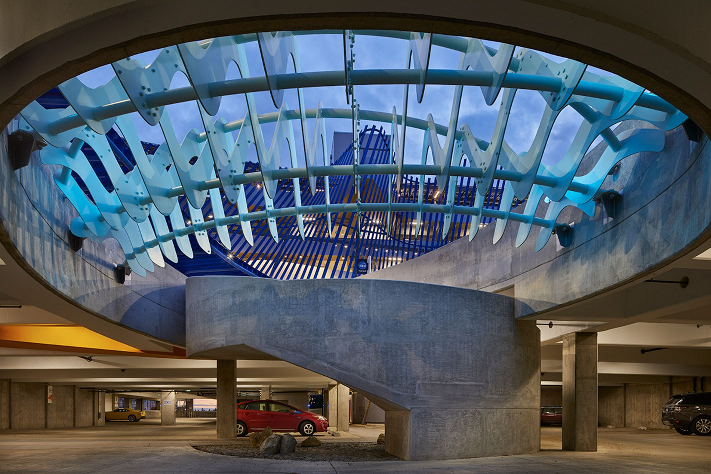 Angle Lake Station At Seattle Airport By Brooks Scarpa With Images