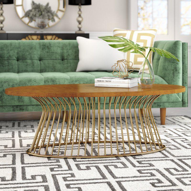 Whisler Coffee Table Coffee Table Furniture Wayfair Living Room