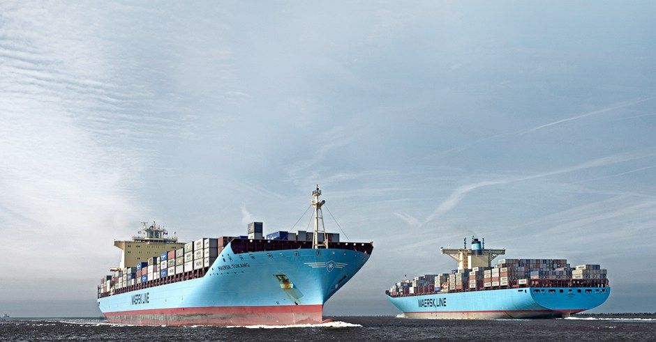 Europe-Asia Capacity Crunch a Sign of Shifting Trade Patterns says Maersk