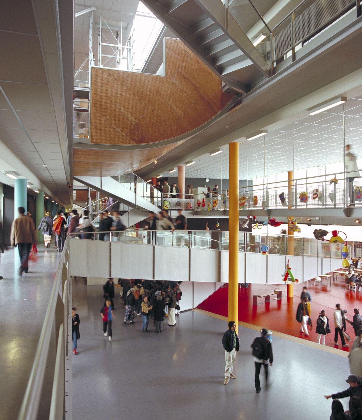 Schools Education3 18 19south Haven: Espacios Educativos, Arquitectura, Espacio