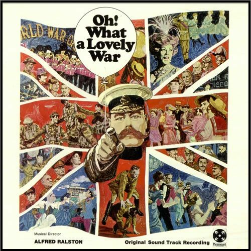 Oh What A Lovely War 1969 Paramount Music From The Movie Soundtrack