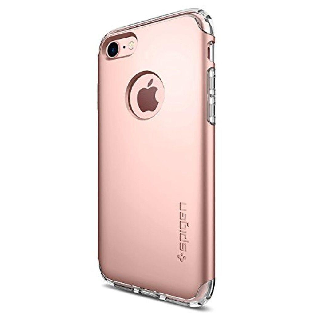 coque iphone 7 slim rose