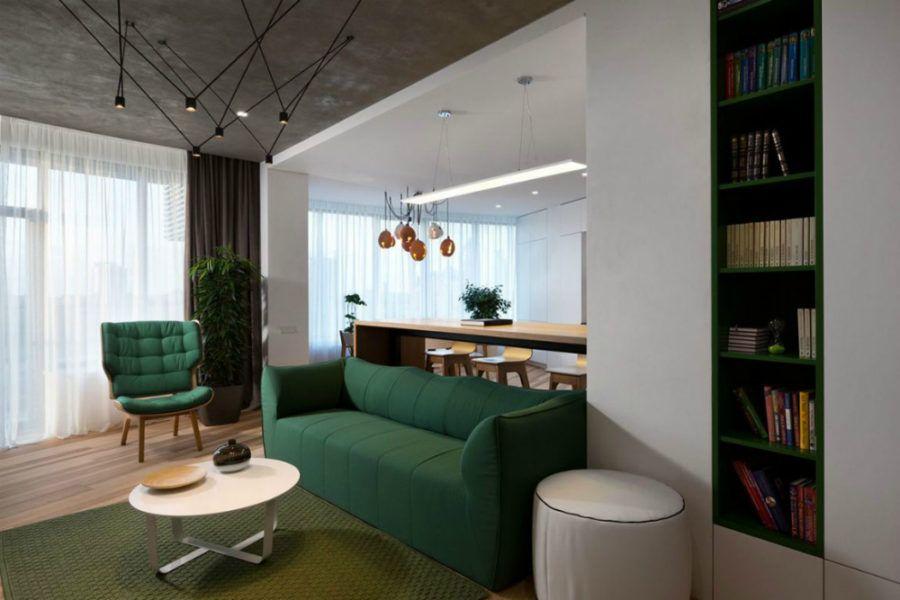 Elegant #Moderne Innenräume Minimal Apartment In Kiew Hat Viel Zu Zeigen #dekor # Ideen #
