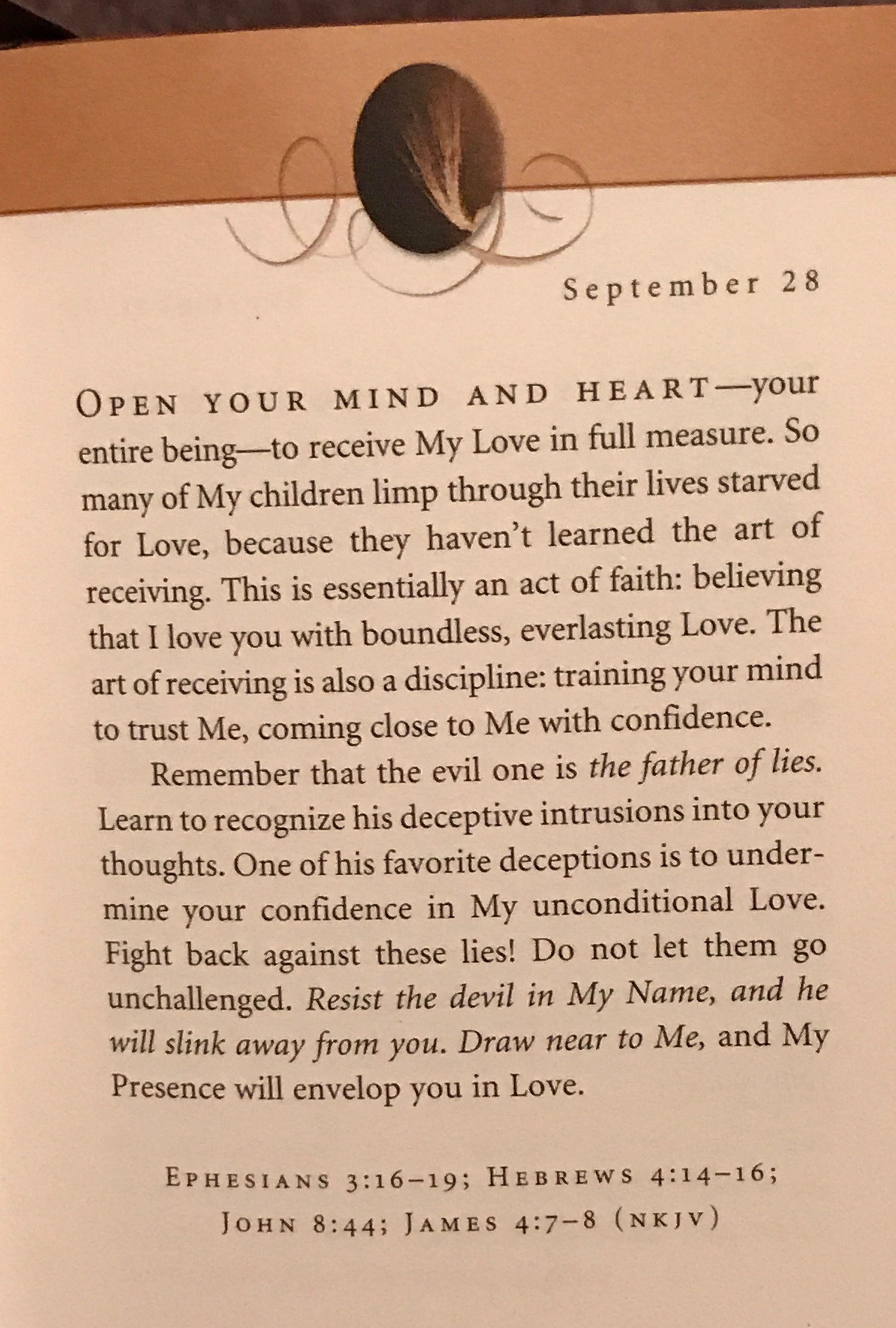 Good Morning  I Am Feeling Very Loved   Jesus Christ
