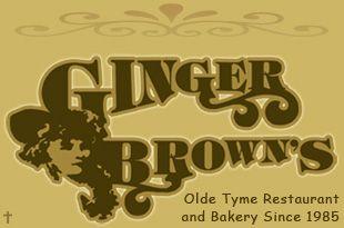 Home Ginger Brown S Restaurant Cinnamon Rolls Browns Restaurant Best Cinnamon Rolls