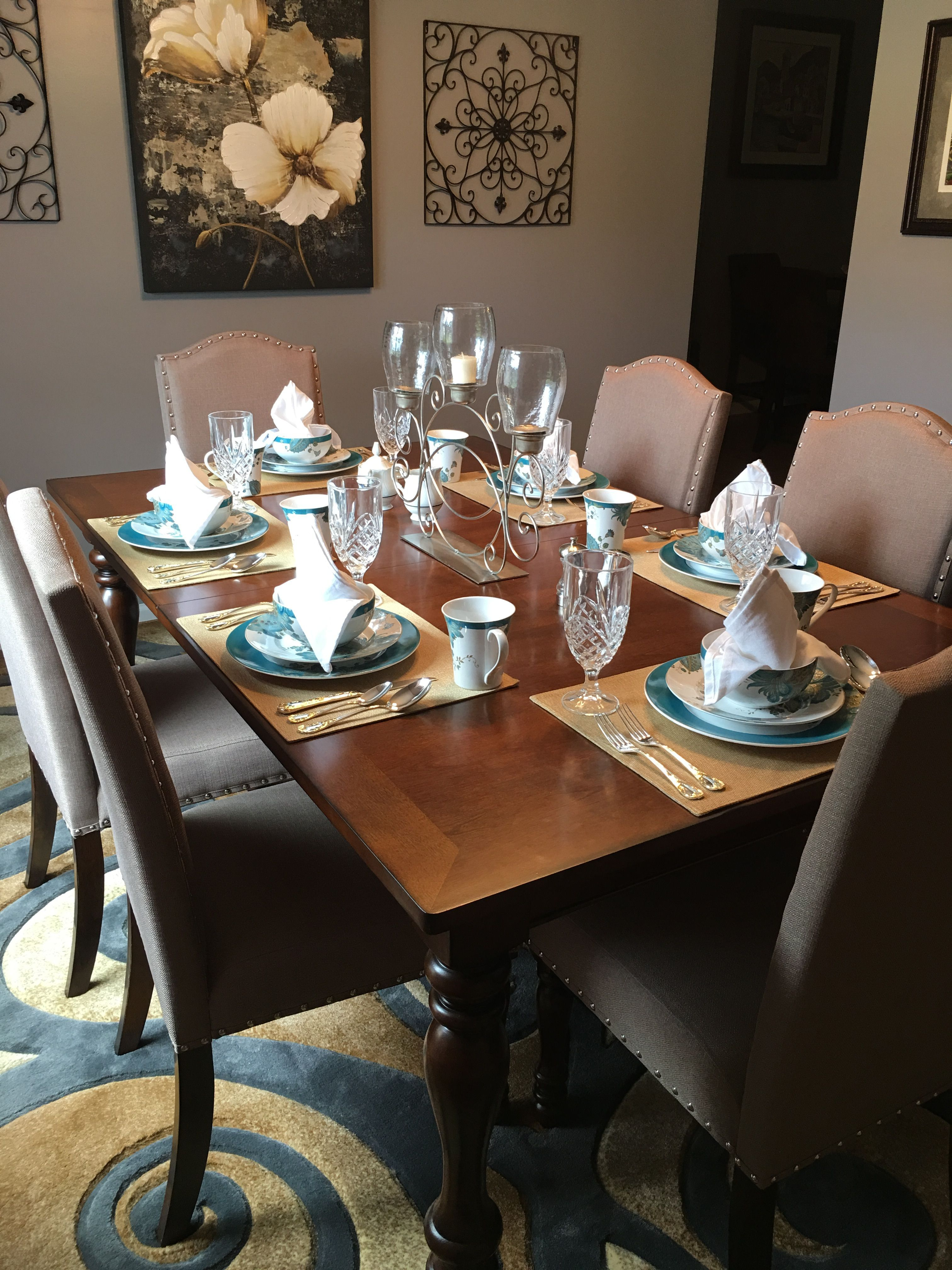 Finest Dining Room Concepts - June, 2018 | Fine dining ...