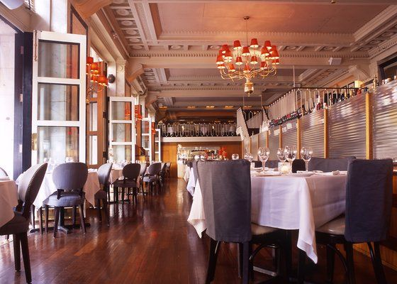 Blue Water Grill Ny Blue Water Grill Nyc Restaurants Restaurant New York