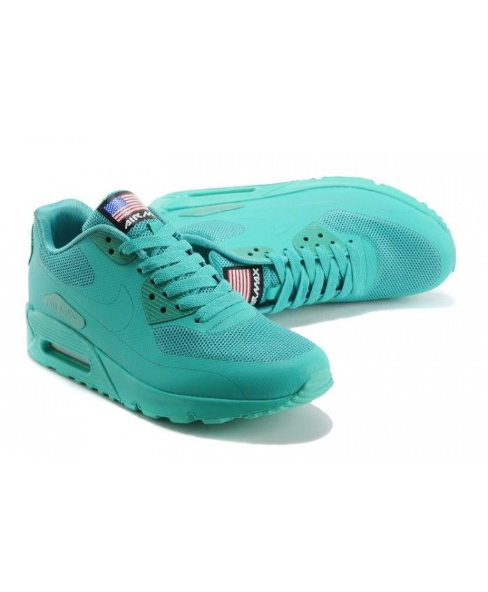 reputable site 97914 9388e Nike Air Max 90 Hyperfuse Apple Green Sale Online