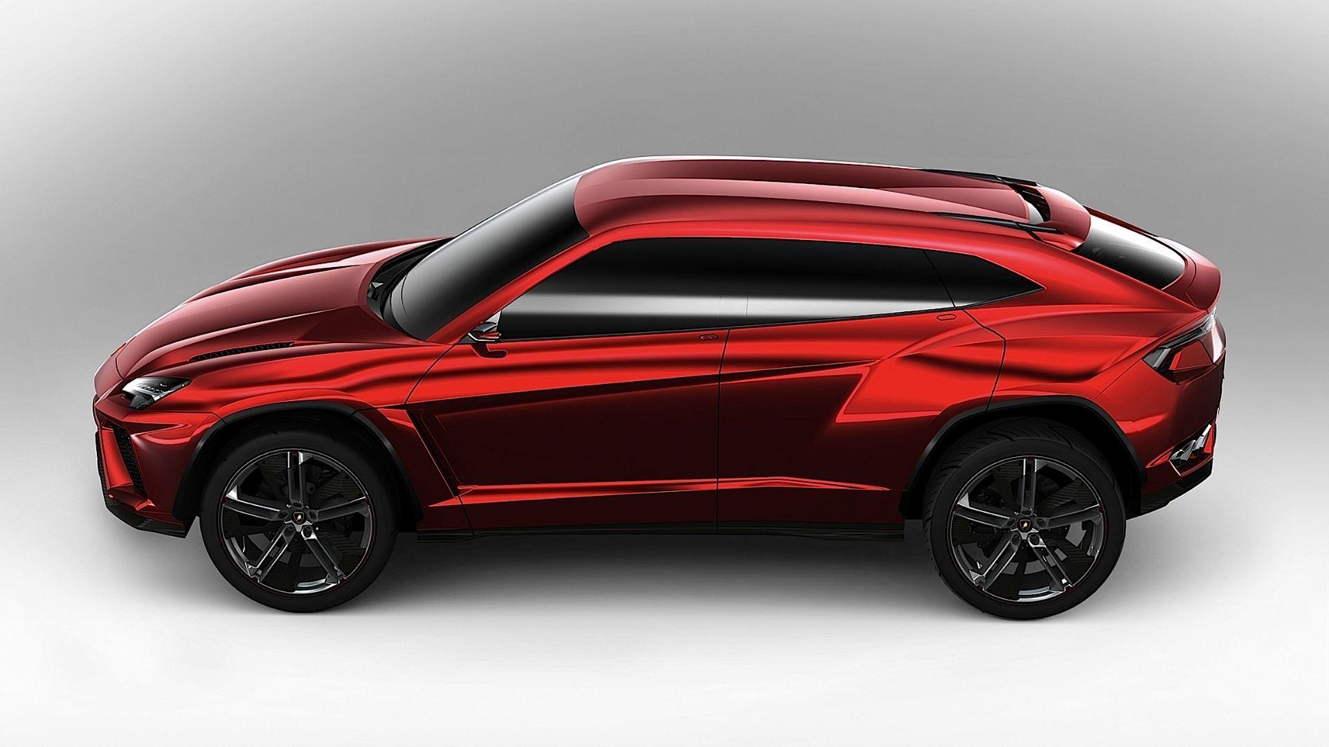 Concept car magazine cool car wallpapers - Lamborghini Confirms Third Model Line The New Suv Based On The Urus Concept Car And Scheduled For Launch In News And Analysis By Car Magazine Uk