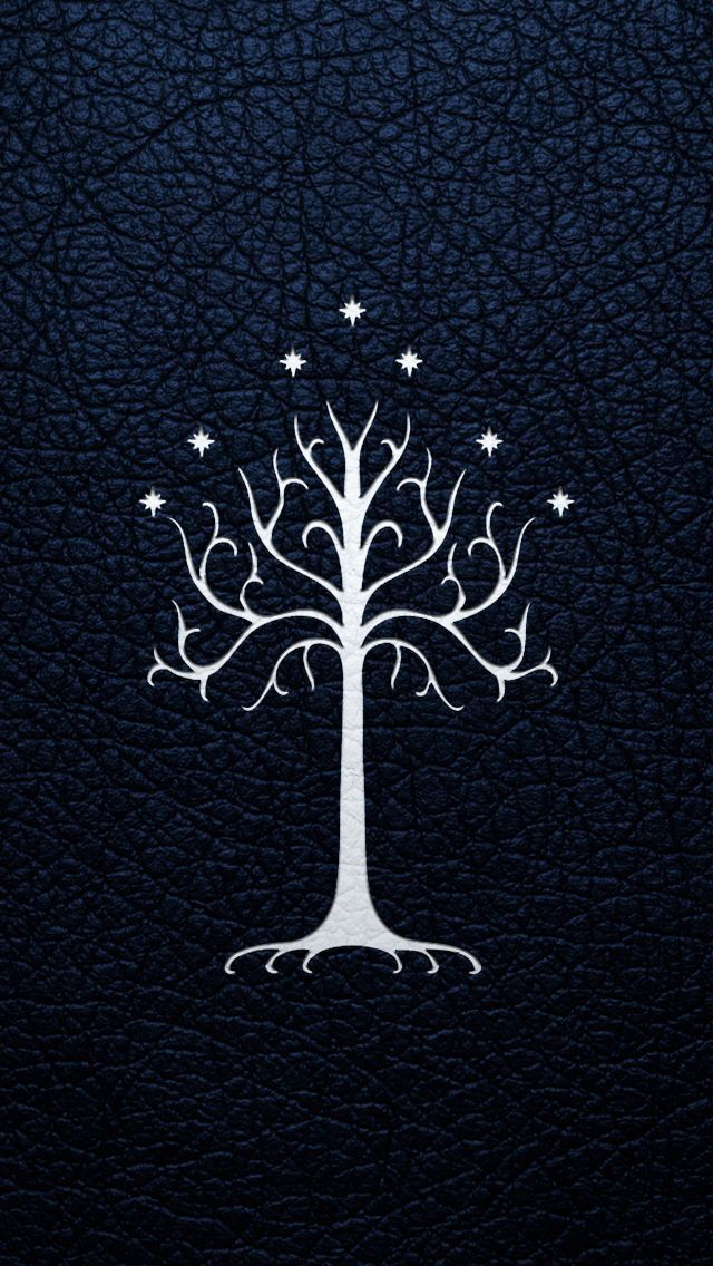 The Lord Of The Rings Iphone Background All The Fandoms Lordoftherings Lordoftheringswallpaper White Tree Of Gondor Tree Of Gondor Lord Of The Rings