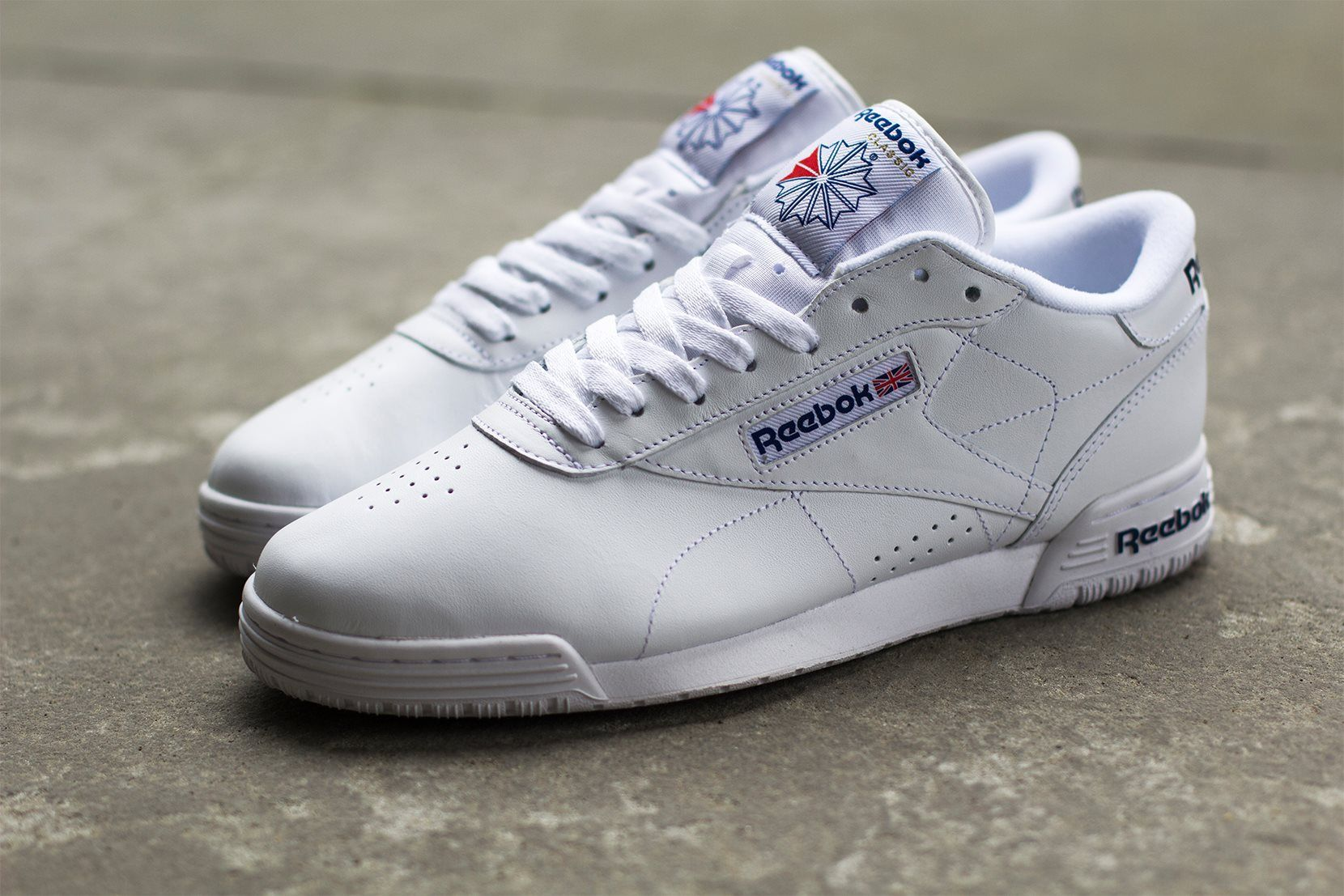 Reebok Exofit Lo Clean Log  mode  baskets  sneakers  exofit  reebok ... 208260aec
