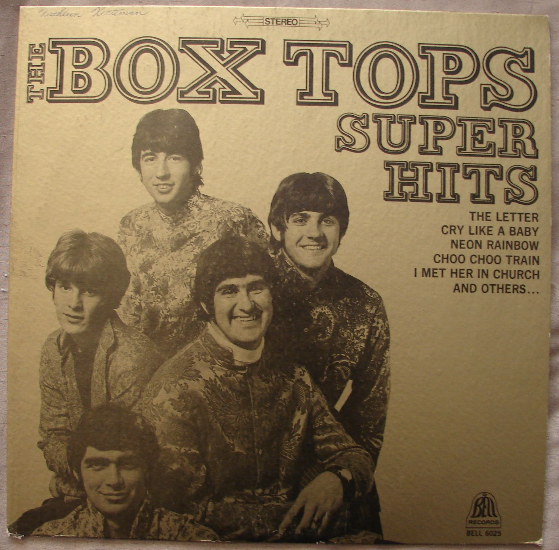 The Box Tops - Super Hits