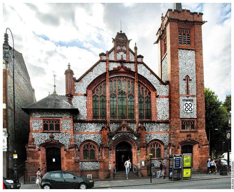 Church pub, Muswell Hill, London