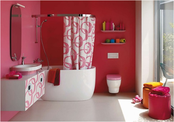 3 fun ideas to creating the perfect teenage girl bathroom - Girls Bathroom