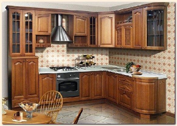 Decoration cuisine tout en bois decoration cuisine cuisine bois meuble cuisine bois et - Cuisine meuble bois ...