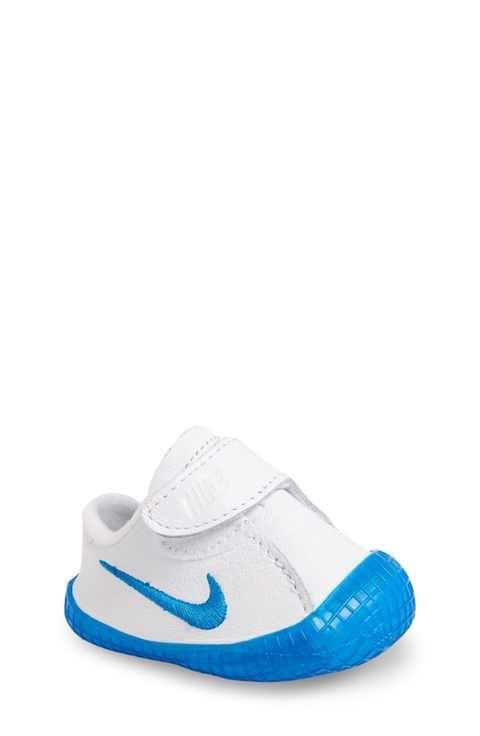 66f187f0dc4 Nike  Waffle 1  Suede Crib Shoe (Baby)
