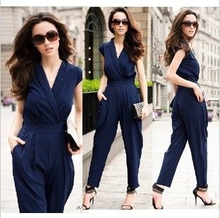 Images of Black Formal Jumpsuit - Reikian