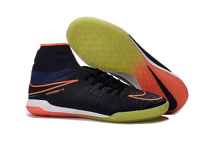 9f60ccf93ba Nike Mens HypervenomX Proximo IC Football Boots - Racer Blue Total  Orange Black