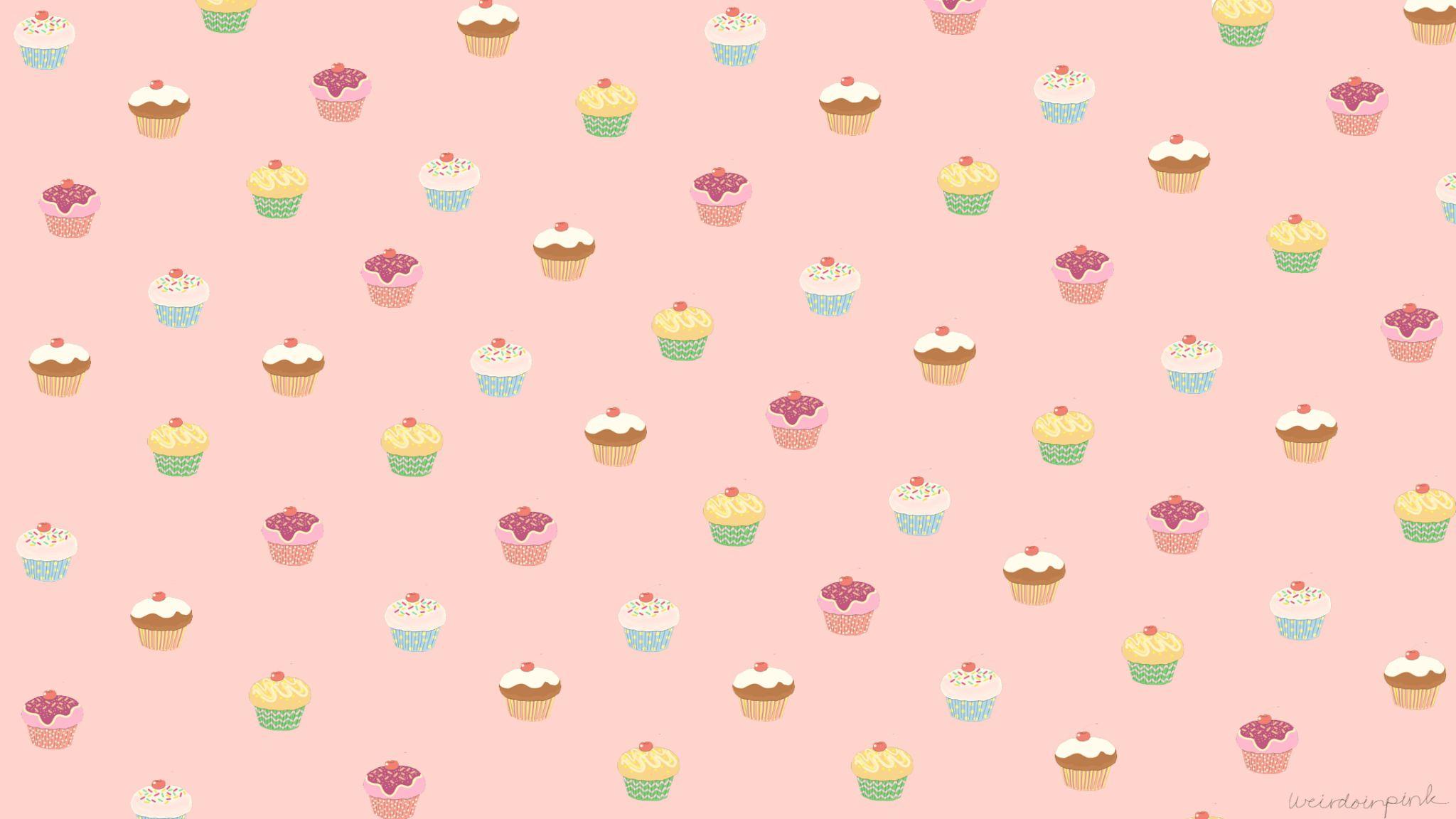 2048x1152 Cupcakes Cute Little Things Wallpaper Cupcakes