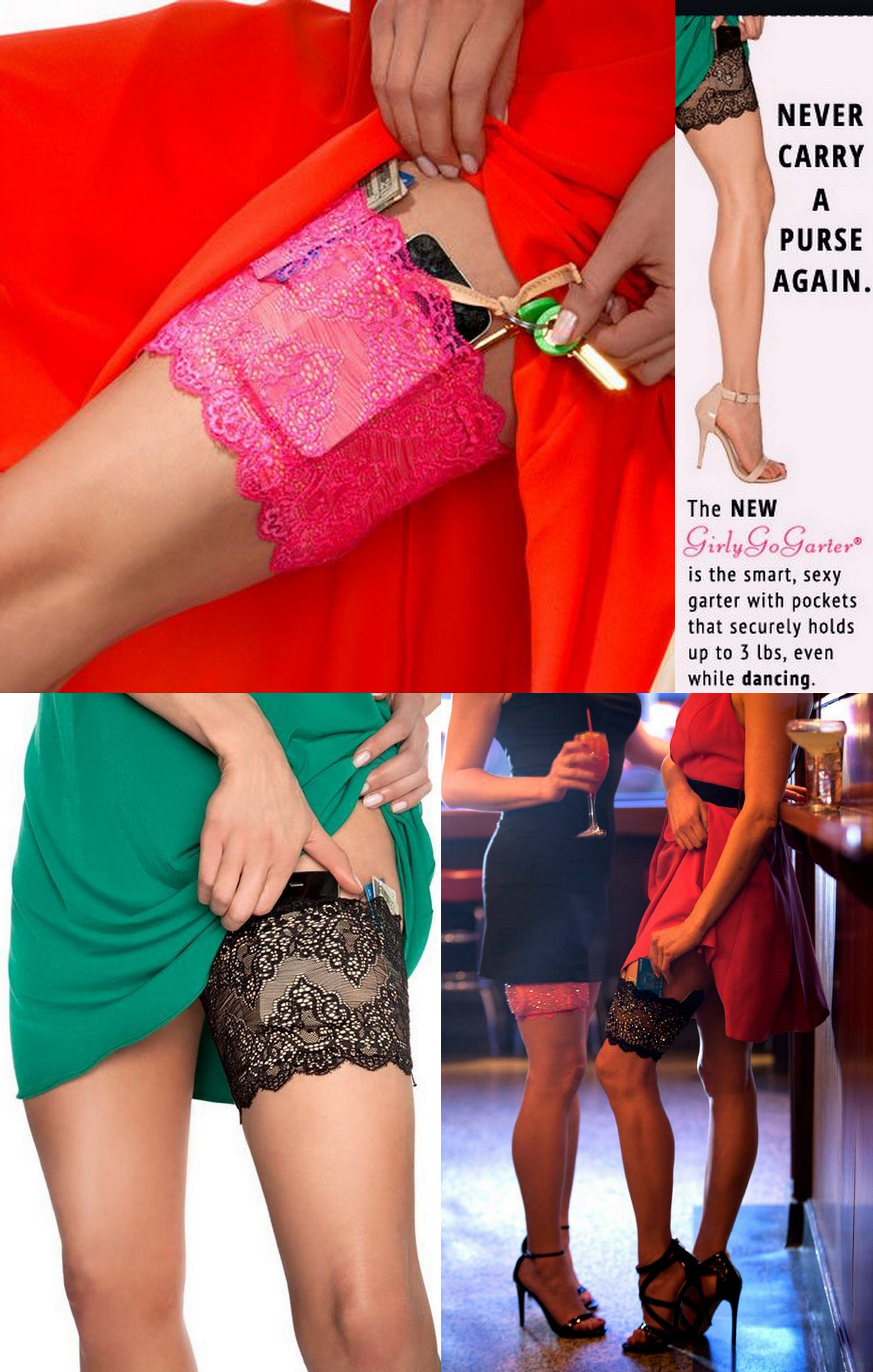 Girly Go Garter At Bridal Temptations So Classy And Fun Girly Clothes Prom Garters