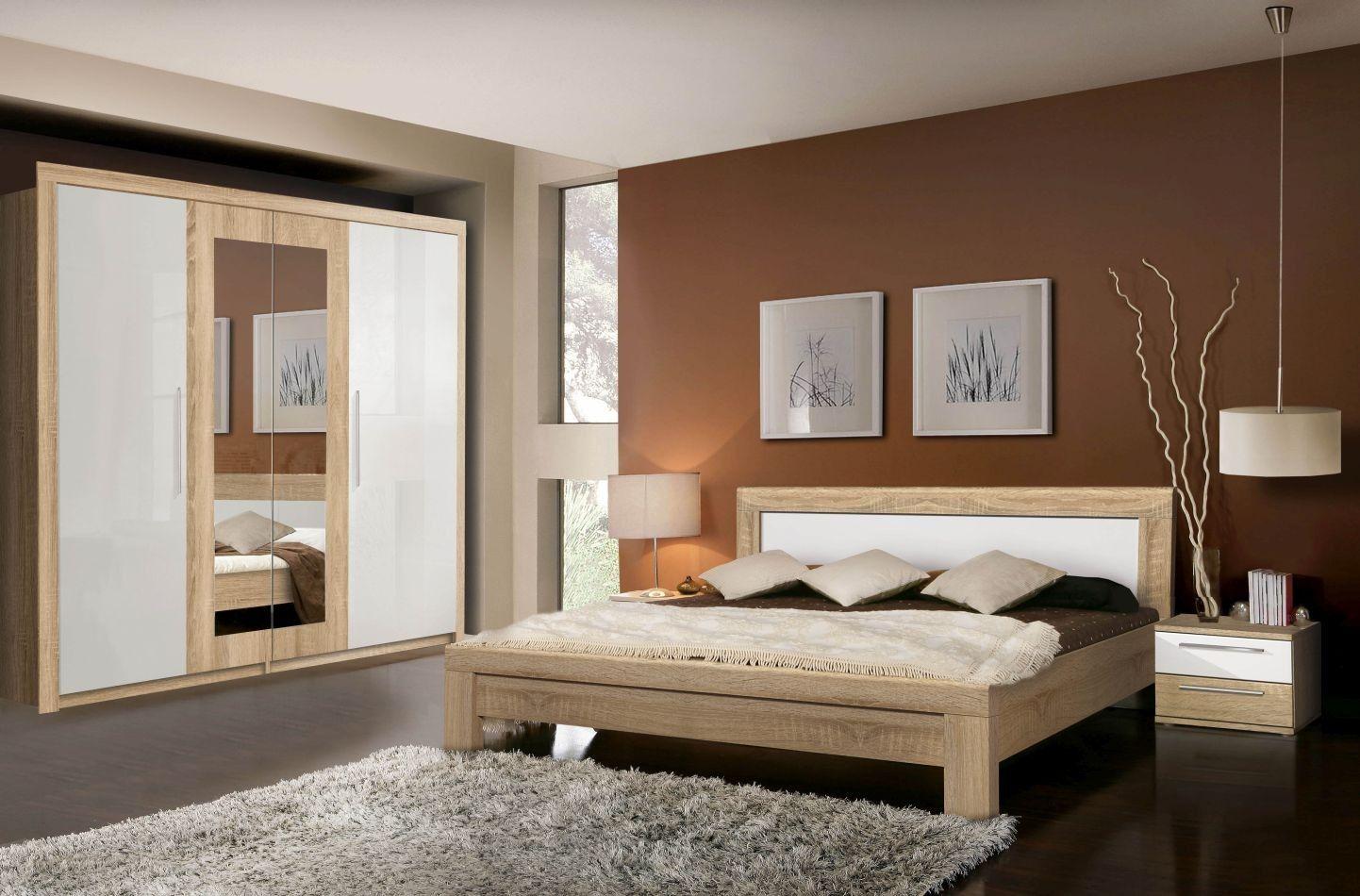 Billig schlafzimmer komplett sonoma eiche -  Haus, Wohnzimmer