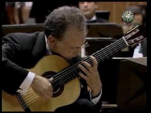 Malagueña - Pepe Romero - Better Quality - YouTube