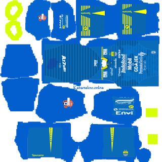 Persib Bandung 2020 2021 Kit Dream League Soccer Efect 3d Full Update Zein Kits Dream League Soccer Di 2020 Olahraga