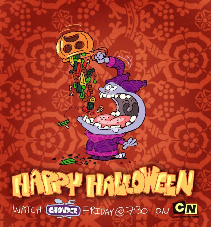 halloween. chowdercartoon halloween. Halloween, Cartoon