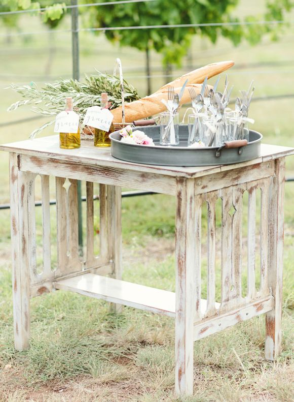 Rustic wedding inspiration ~ Half Orange Photography