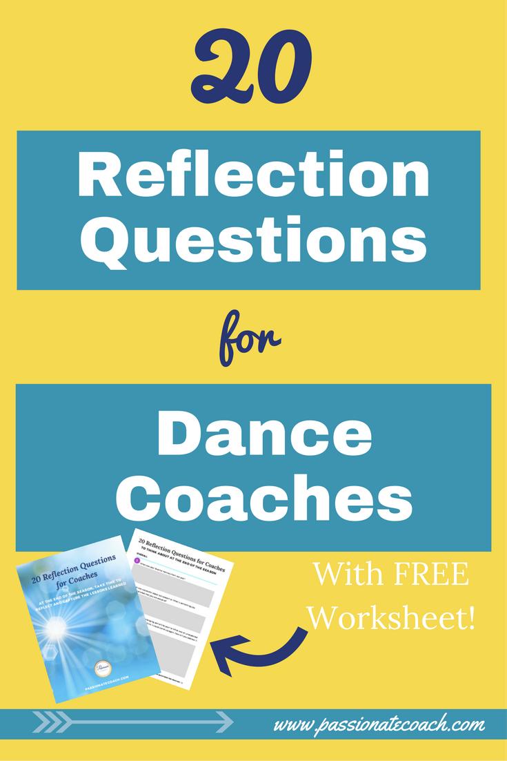 Workbooks psychology workbook : 20 Reflection Questions For Coaches | Psychology, Reflection ...