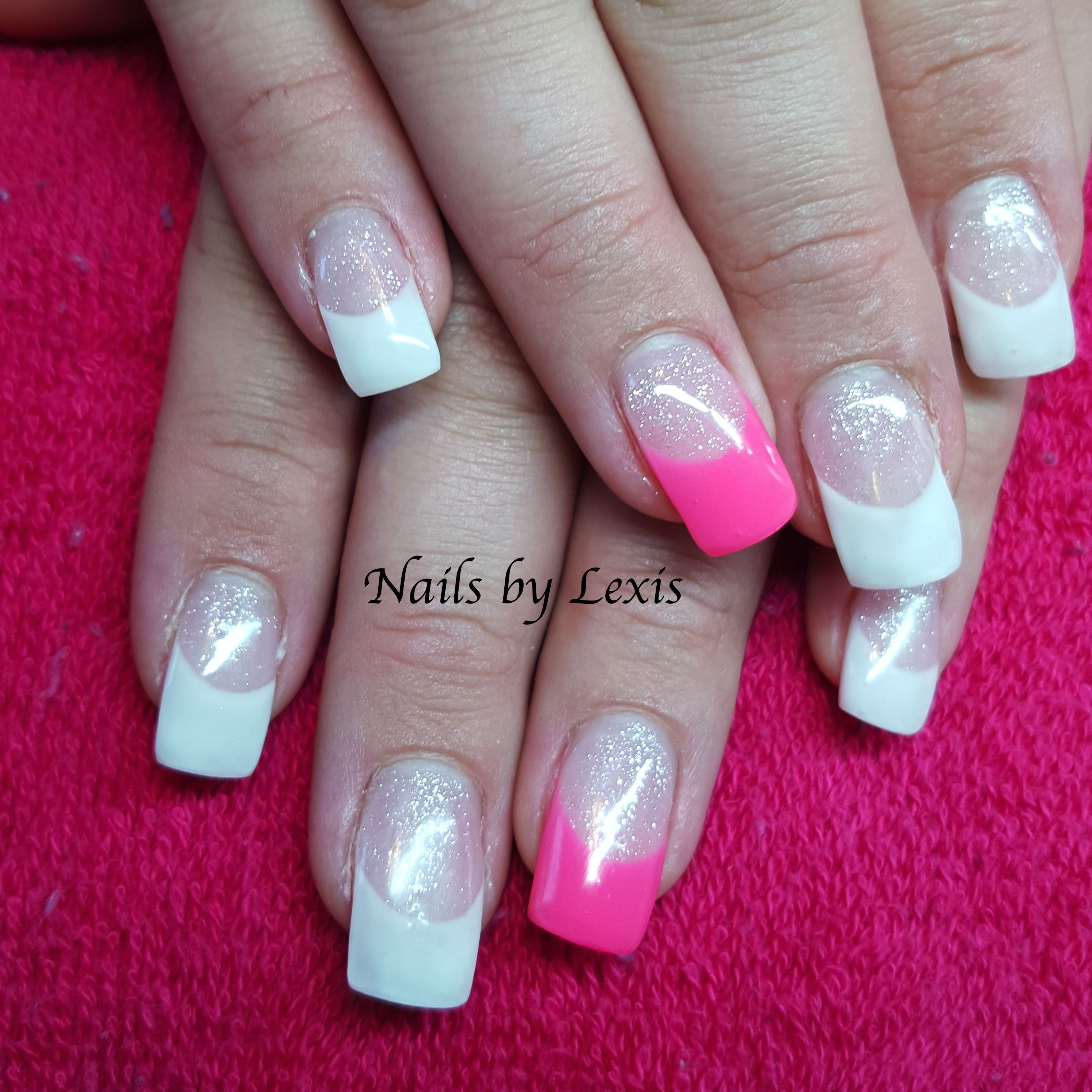 Fuzion Gel Nails By Lexis