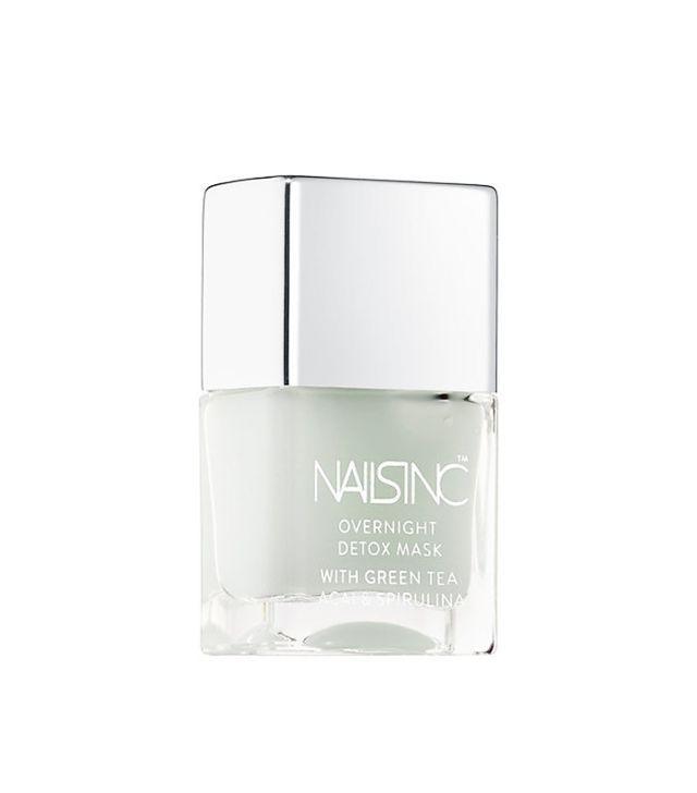 Fashion Beauty Inc: Nails Inc. Overnight Detox Nail Mask