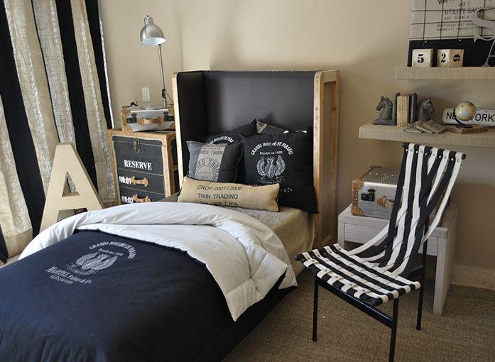 Dormitorio varon estilo pilar 2015 pinterest for Dormitorio varon