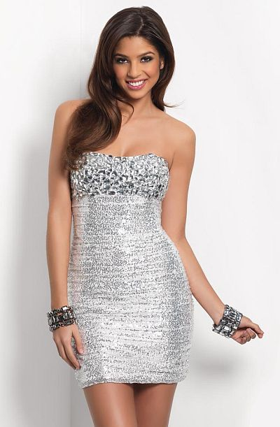 4634faafbe silver sparkly dresses - Google Search