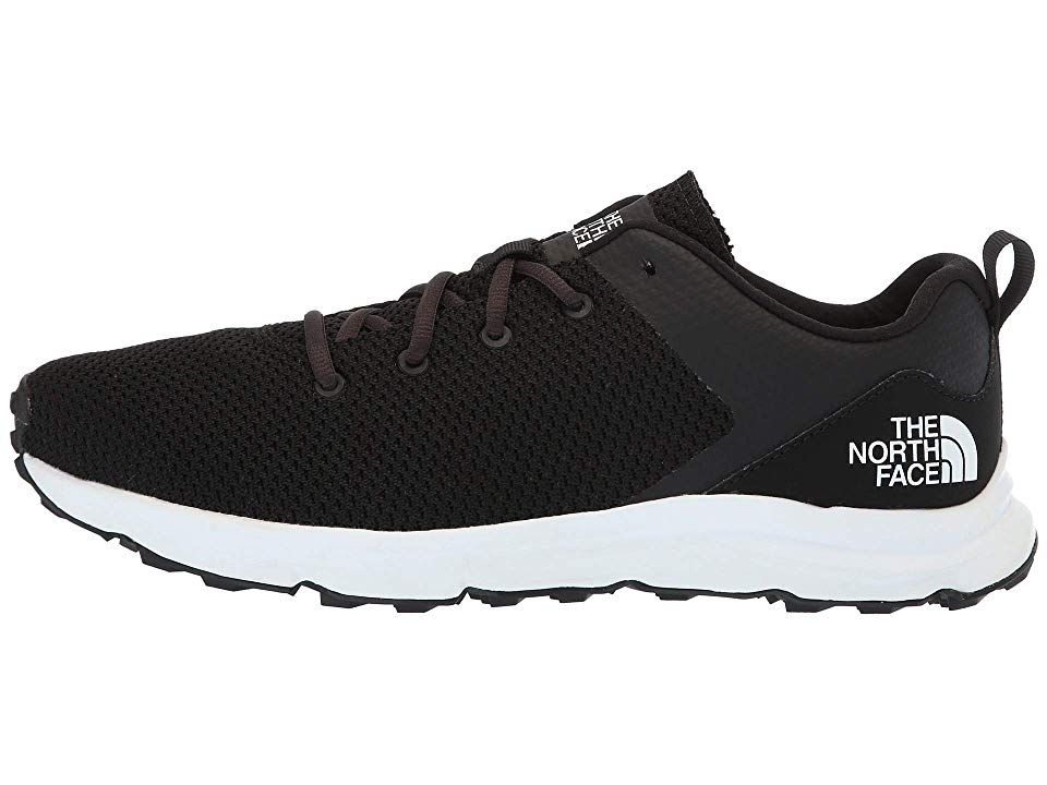 5e54b0592 The North Face Sestriere Low Men's Shoes TNF Black/TNF White ...
