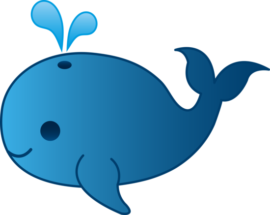 little blue whale clip art free clip art clip art for my boys rh pinterest com