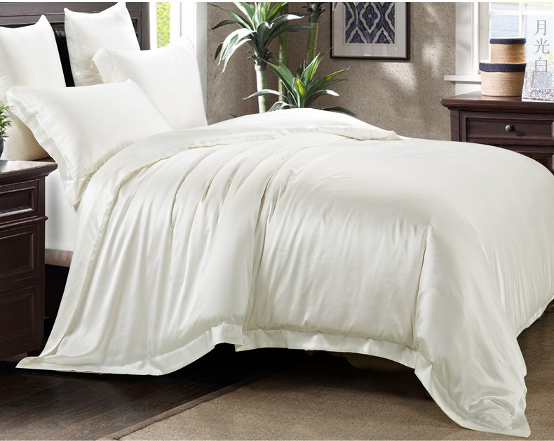 Silk Bedding Brings You an Unparalleled