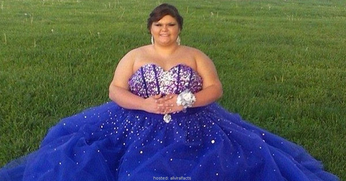 Internet Bullies Laughed At Her In Her Prom Dress, But Look Who's Laughing Now!!