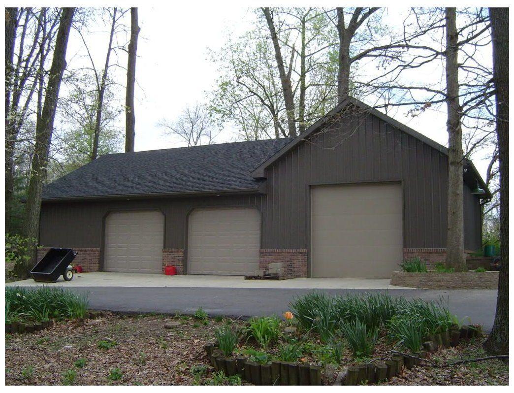 Design Input Wanted - New Pole Barn Build - The Garage Journal Board #garageideas