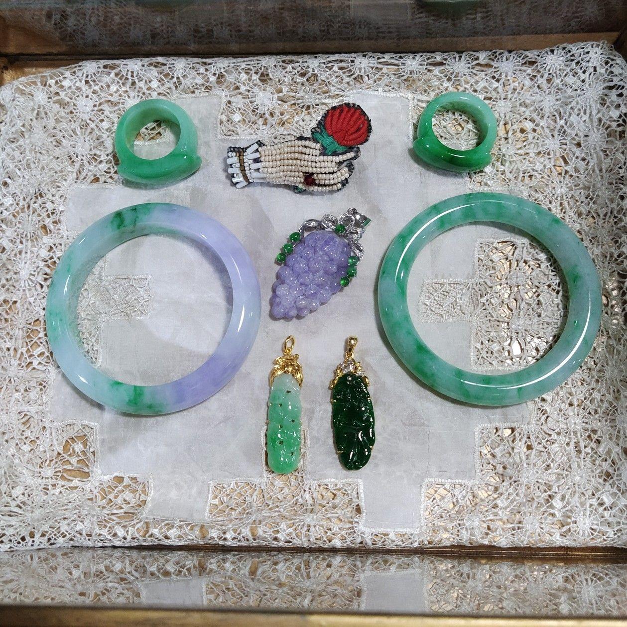 Vintage Fine Jade Jewelry Singapore Jade Jewelry Jade Jewelry Necklace Jade