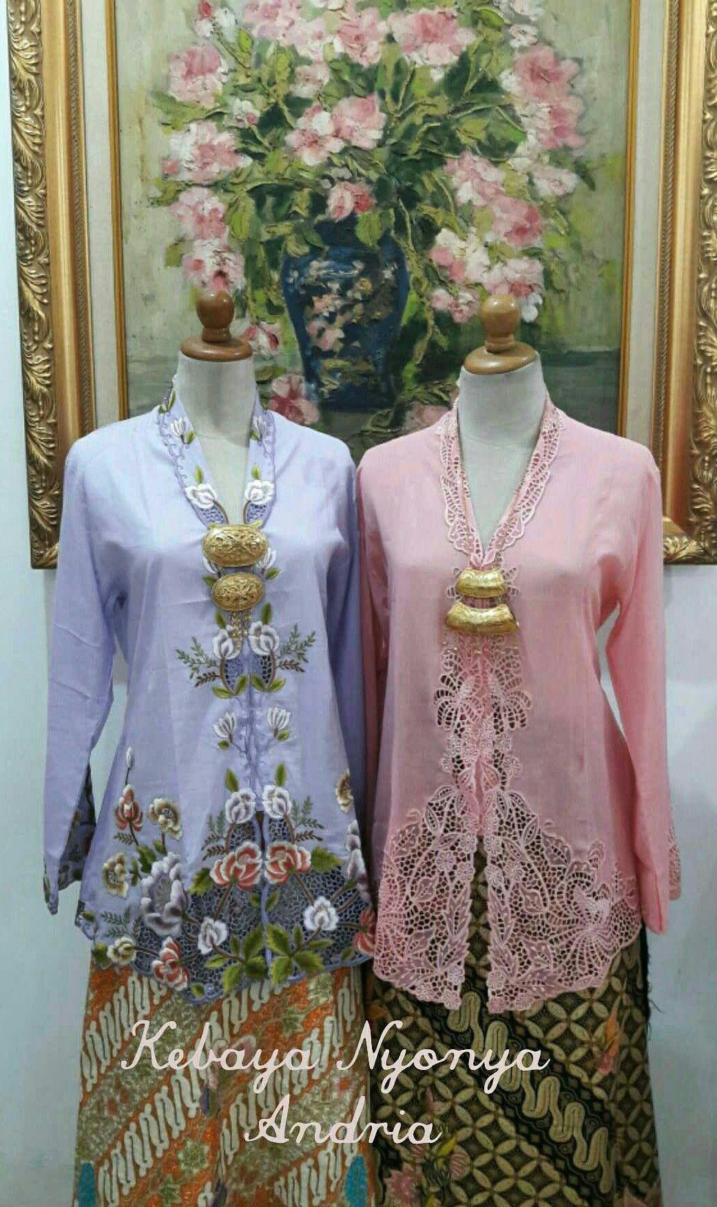 9+ Best Kebaya Encim images  kebaya, batik kebaya, kebaya lace