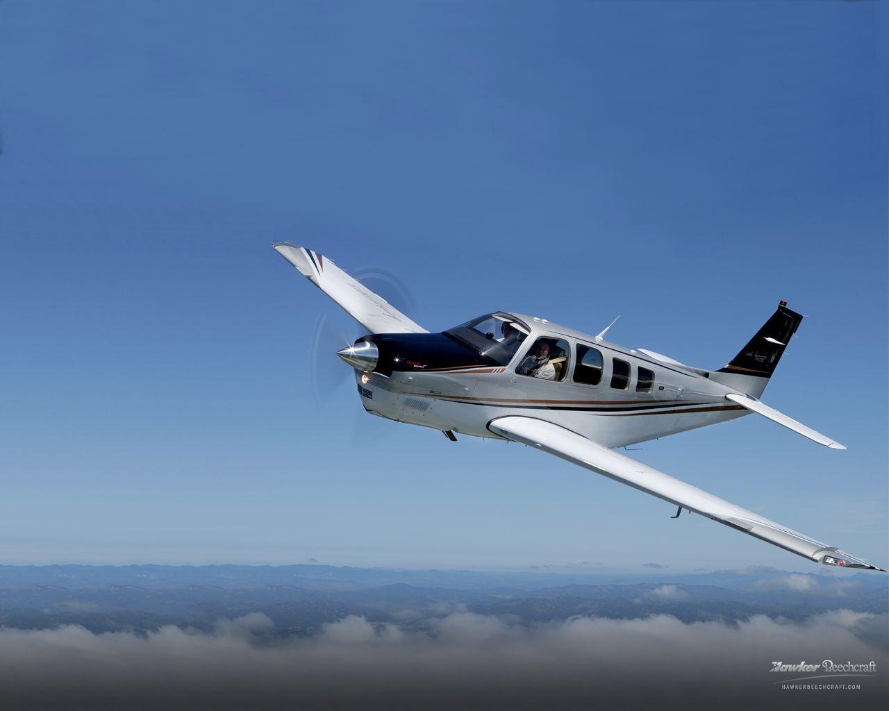 Beechcraft Bonanza Aircraft Private Aircraft General Aviation