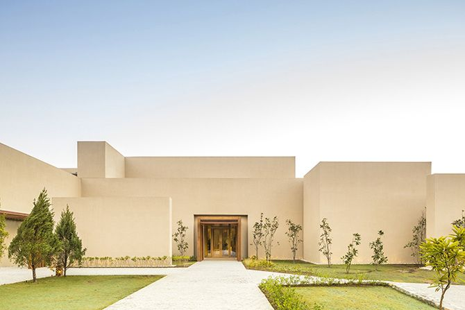 VANA RETREAT, MALSI - Esteva i Esteva Arquitectura